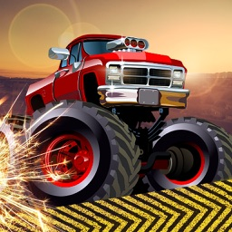 Crazy Stunts Monster Truck Sim