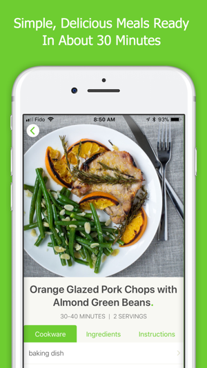Mealime meal plans recipes on the app store iphone screenshots forumfinder Image collections