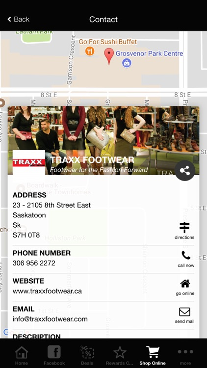 Traxx Footwear screenshot-4