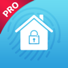 Home Security Monitor Camera Icon