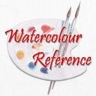 Watercolour Reference icon