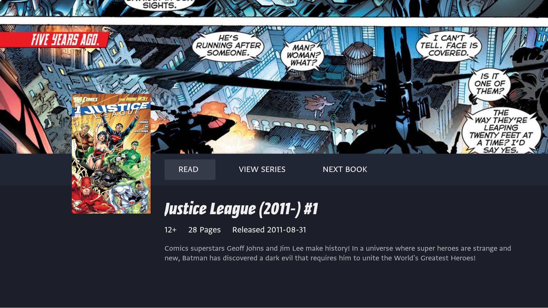 DC UNIVERSE INFINITE screenshot 20