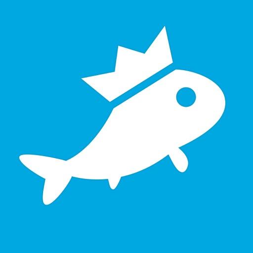 Fishbrain social fishing forecast app by fishbrain for Fishing weather app