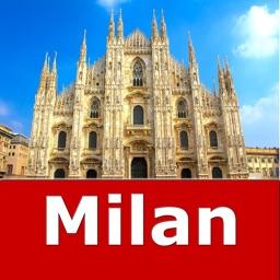 Milan (Italy) - Travel Map