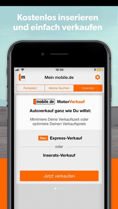 Mobilede Automarkt App Bewertung Productivity Apps Rankings