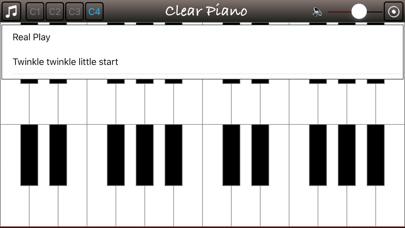 Clear Piano screenshot two