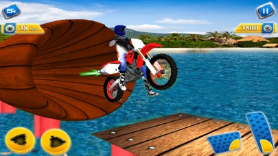 Bike Stunt Amazing Rider screenshot 2