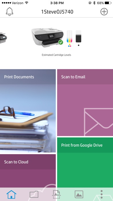 HP Printers Using the HP Smart App Android Apple iOS - oukas info