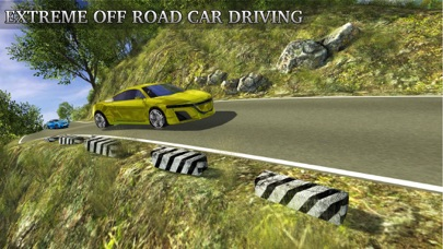 Offroad Car Racer - Hill Climb Driving Simulator screenshot two