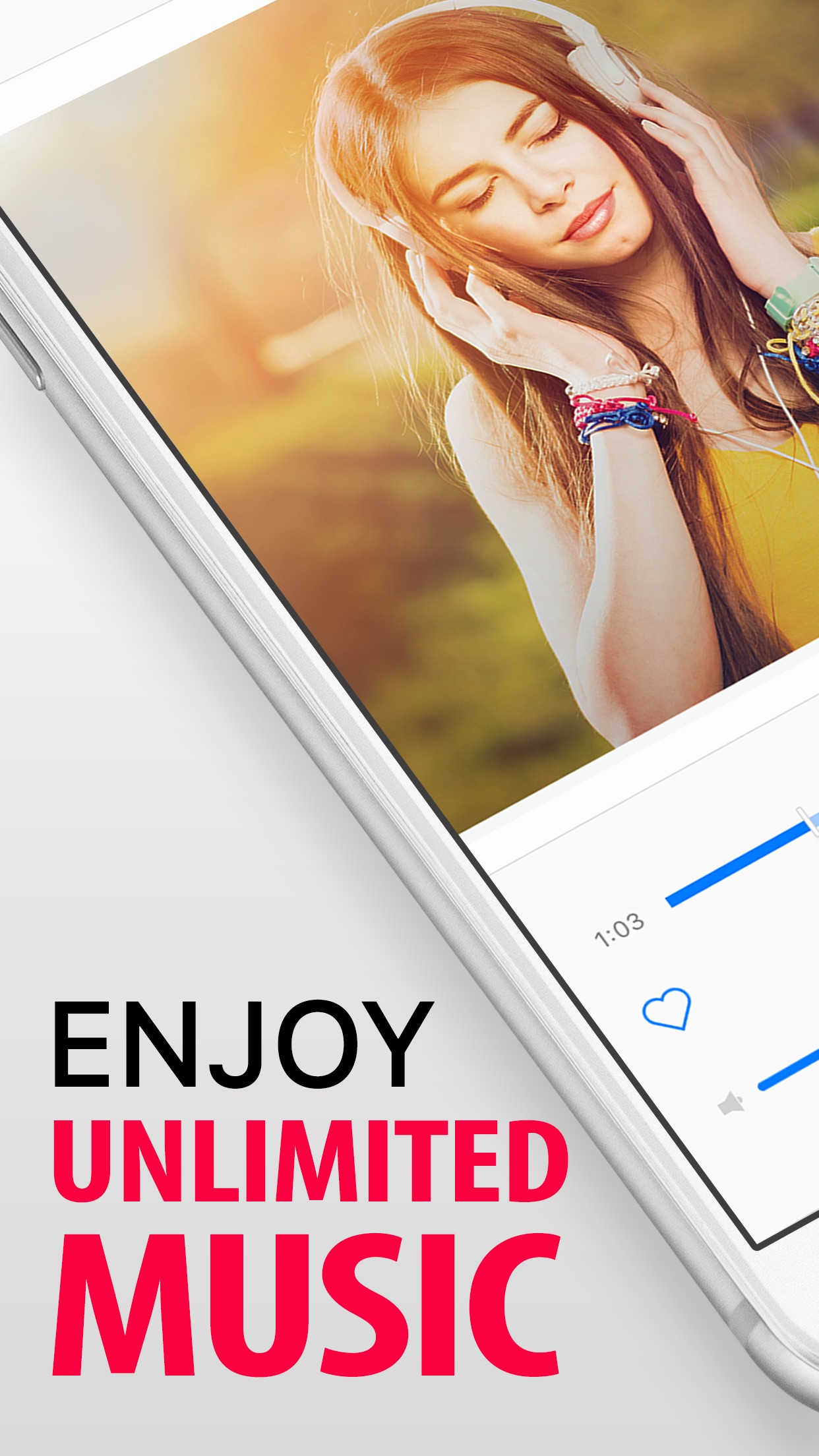 Music Now IE - Music Player Screenshot