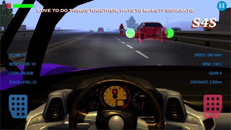 Speed for Soul : 3D Car Racing screenshot-3