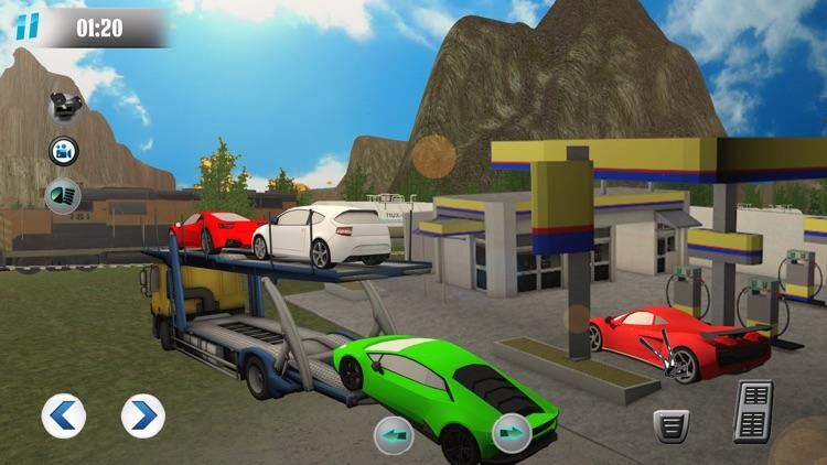 Car Transport-er Truck Driver screenshot-4