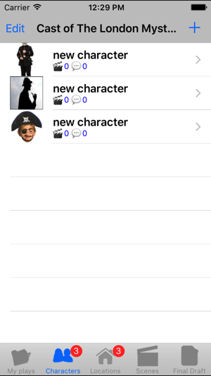 playwriter on the app store