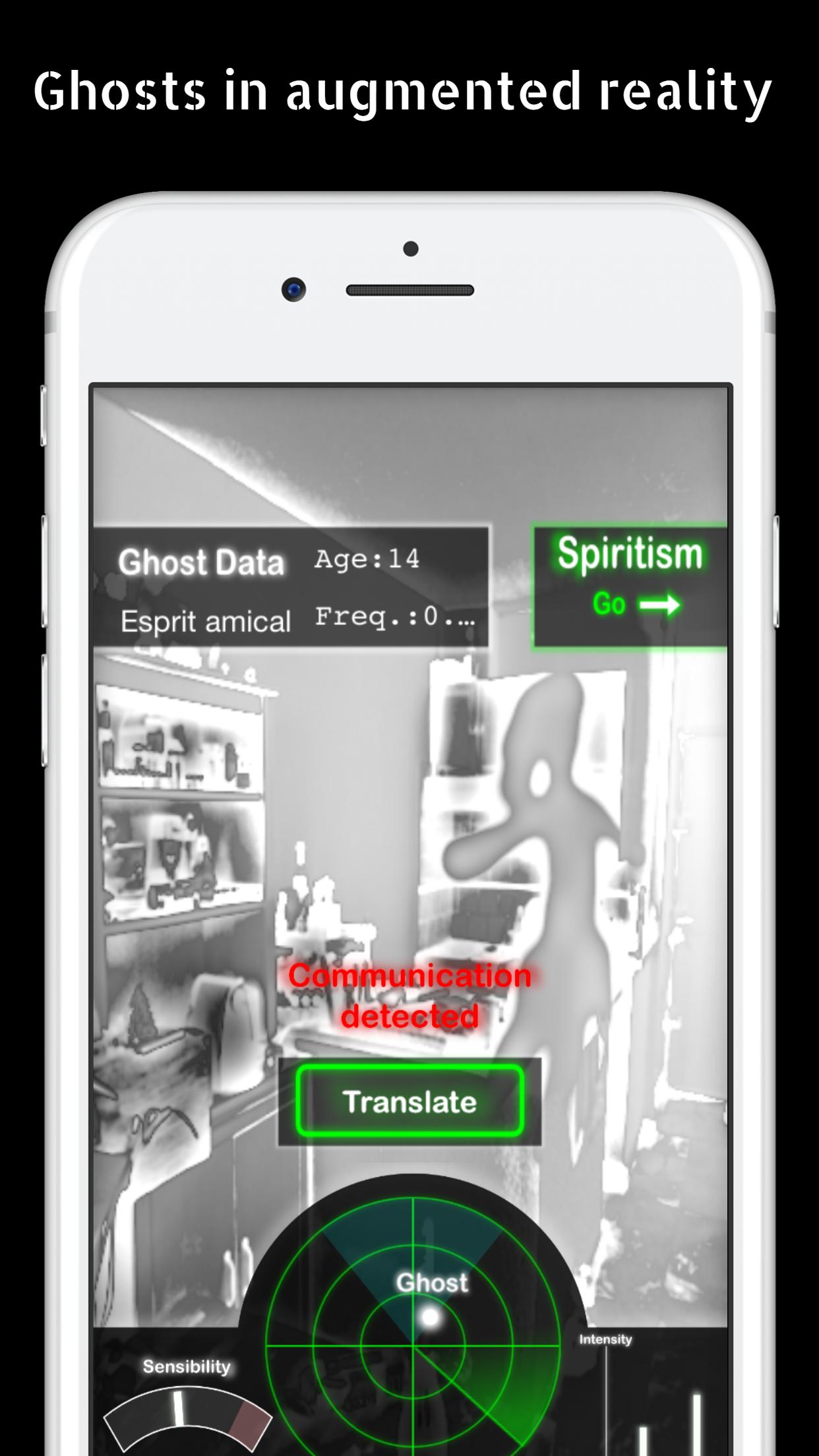 Ghost Observer Screenshot