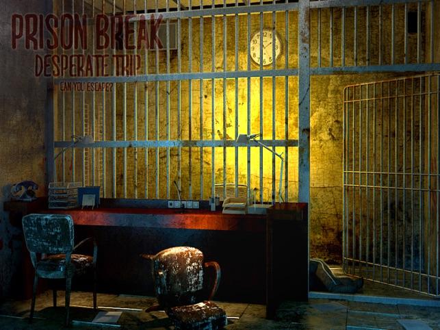 Entkommen Gefängnisbruch im App Store
