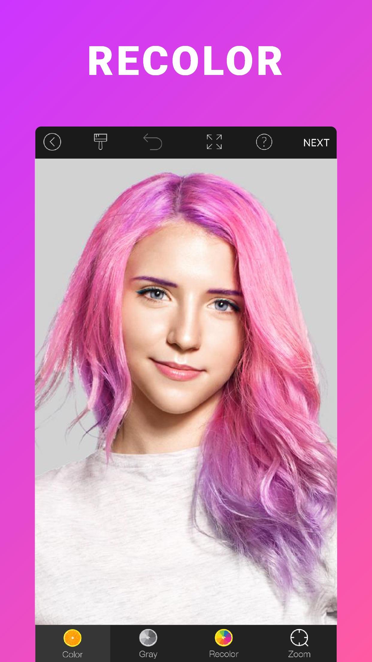 Color Pop Effects Photo Editor Screenshot