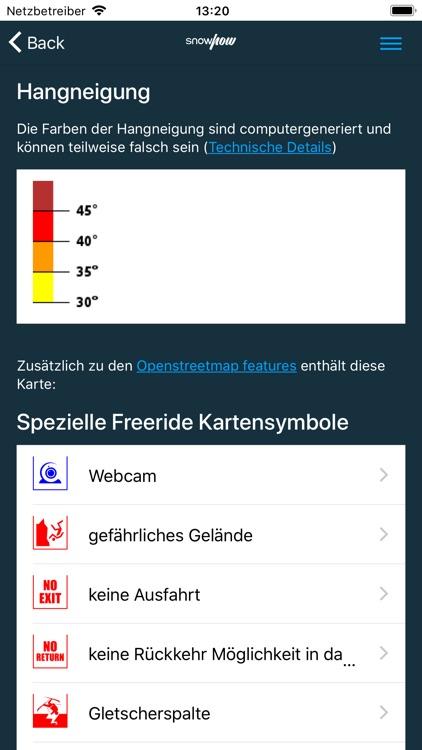 snowhow freeride screenshot-3