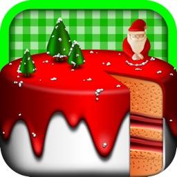 Santa Christmas Cake Maker - Holiday Treat Extravaganza