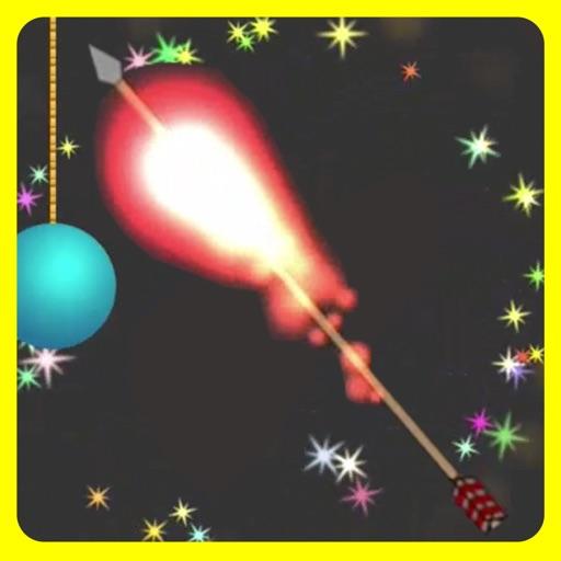 Fiery Arrow