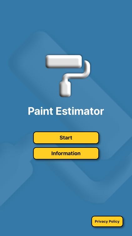 Paint Estimator / Calculator screenshot-4