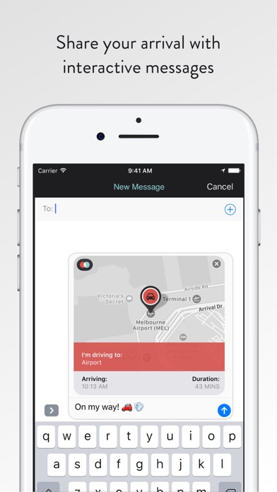 Screenshot for ETA - Arrive on time in Switzerland App Store