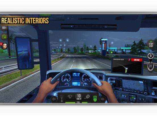 Truck Simulator 2018 : Europe screenshot 11