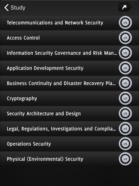 CISSP Exam Questions screenshot 7