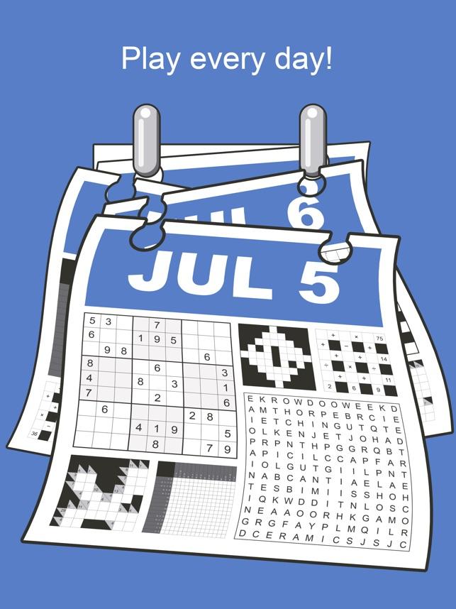 Inspirational Slides Crossword Clue