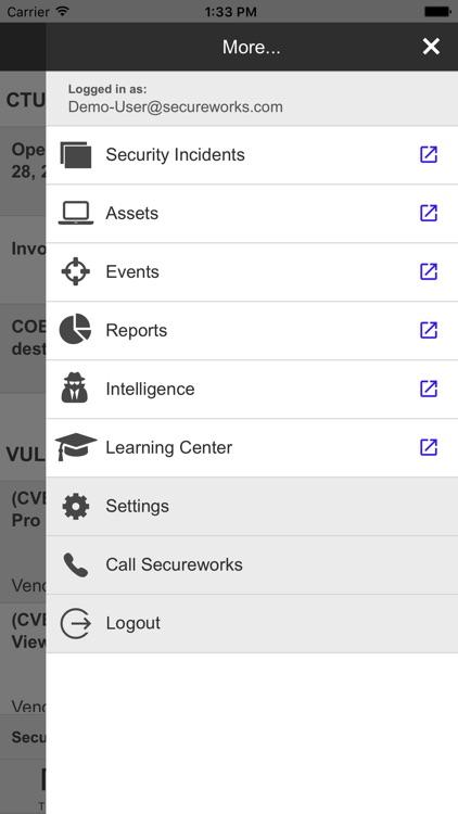 Secureworks Mobile screenshot-5