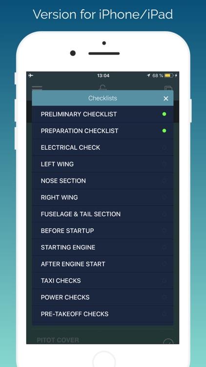 C172 Checklist & Scratchpad screenshot-4