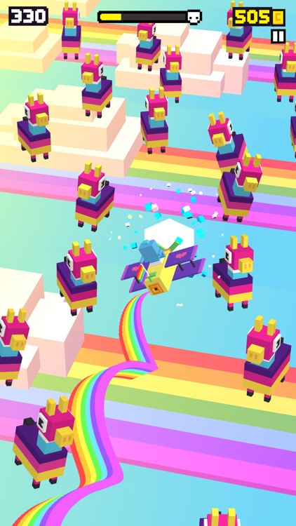 Shooty Skies - Endless Arcade Flyer screenshot-0
