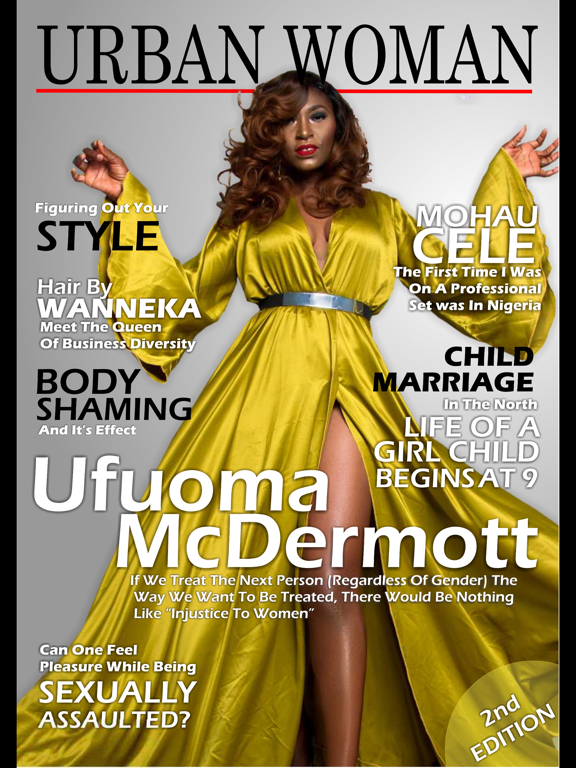 Urban Woman Magazine screenshot 8