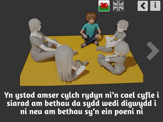 Screenshot #6 pour Amser Cylch / Circle Time