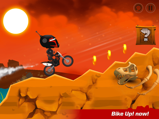 Bike Up!, game for IOS