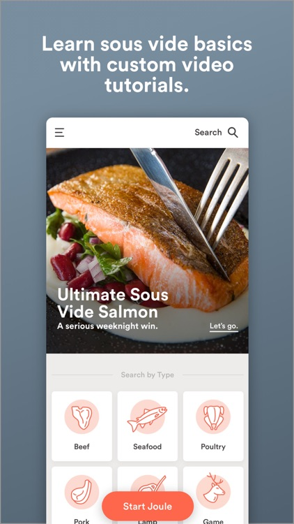 Joule: Sous Vide by ChefSteps screenshot-0