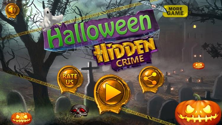 Halloween Hidden Crime Case