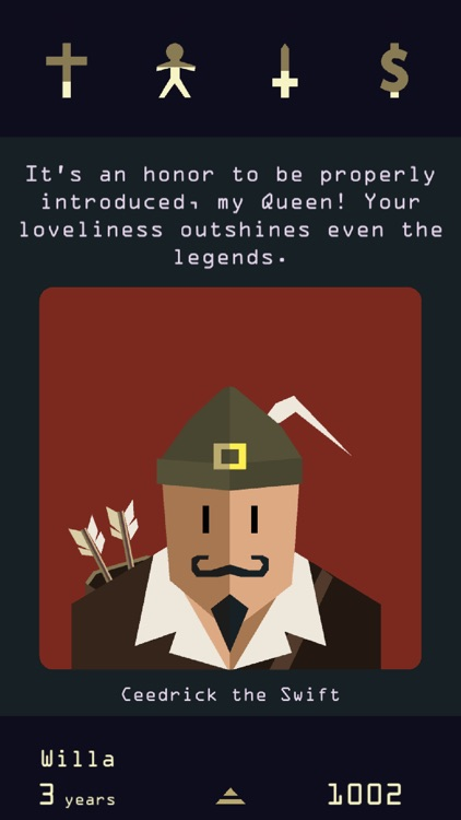 Reigns: Her Majesty screenshot-0