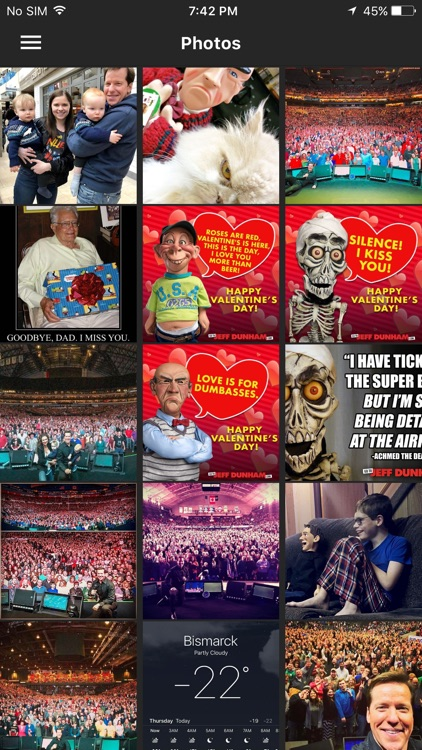Jeff Dunham Mobile App screenshot-3