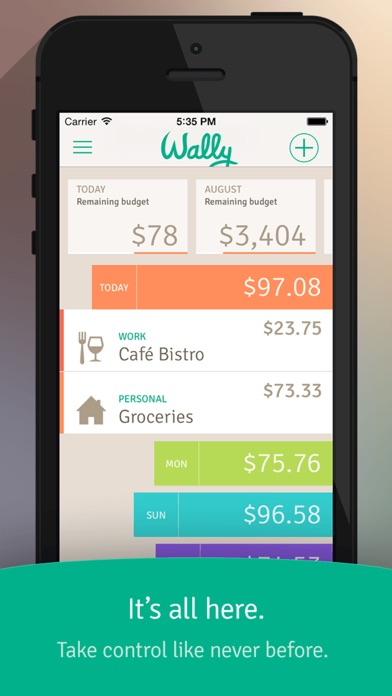 Download Wally Lite - Personal Finance for Pc