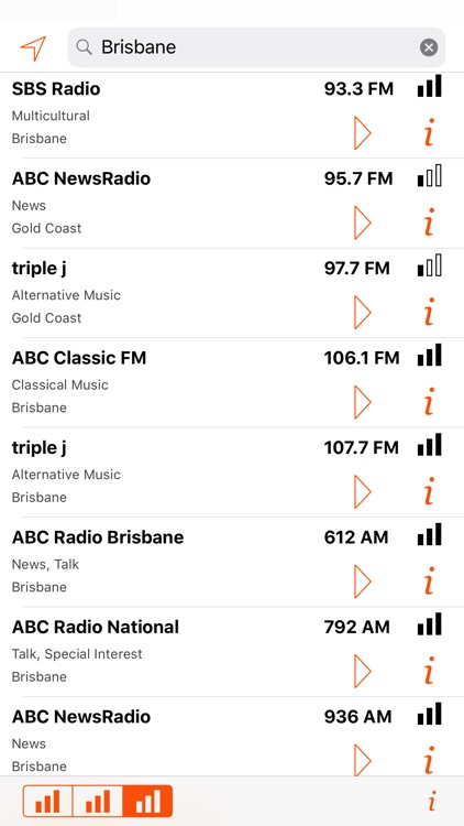 Radio Guide Australia Lite screenshot-4