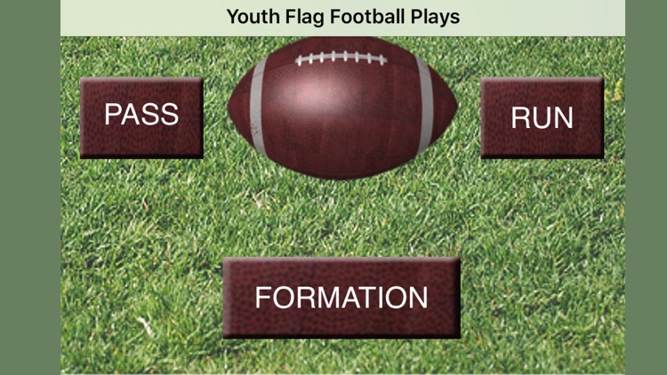 Youth Flag Football Plays