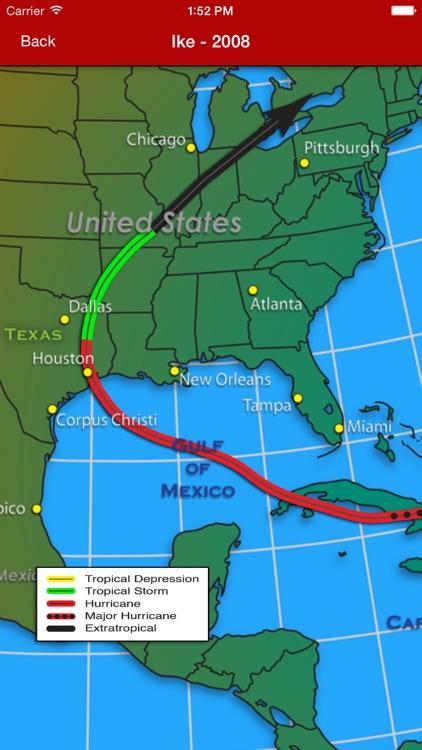 Texas Hurricanes screenshot-3