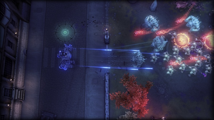 Tesla vs Lovecraft screenshot-4