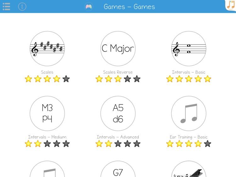 Music Theory Tutor screenshot-3