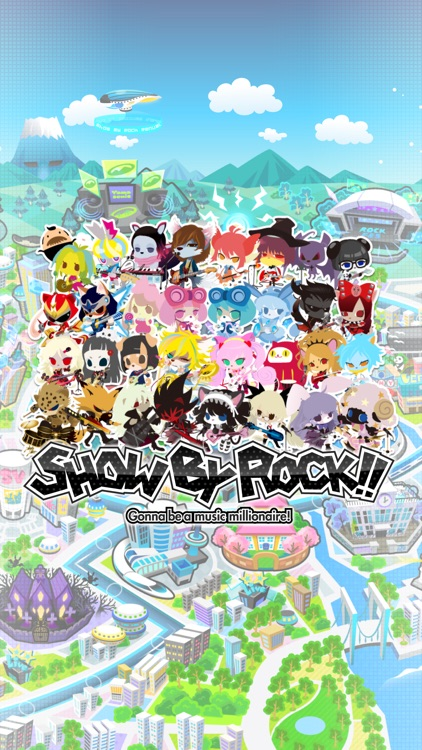 SHOW BY ROCK!!(SB69) screenshot-0