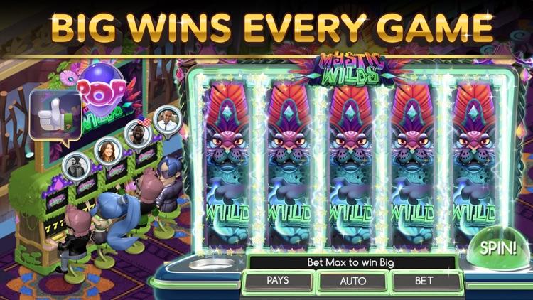 POP! Slots – Casino Slot Games screenshot-3