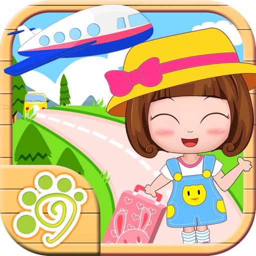 Bella's travel world journey iOS App