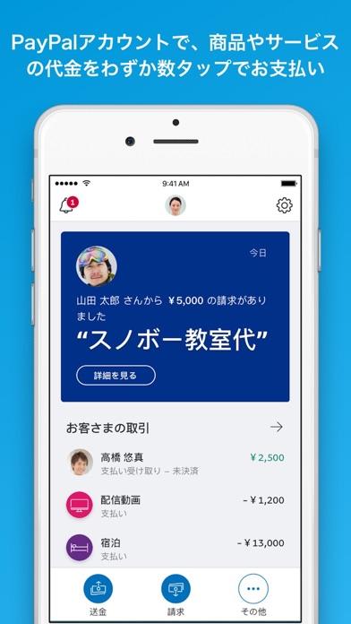 PayPal ScreenShot0