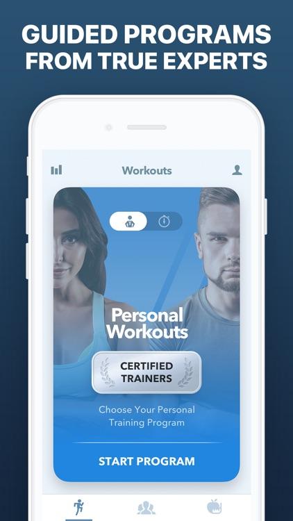 GetFit: Home Fitness & Workout screenshot-5