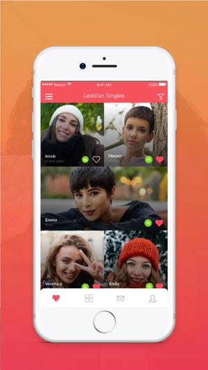 lesbiske dating app for iphone